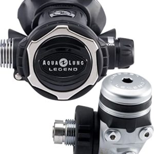 Aqua Lung Legend LX Regulator, Silver