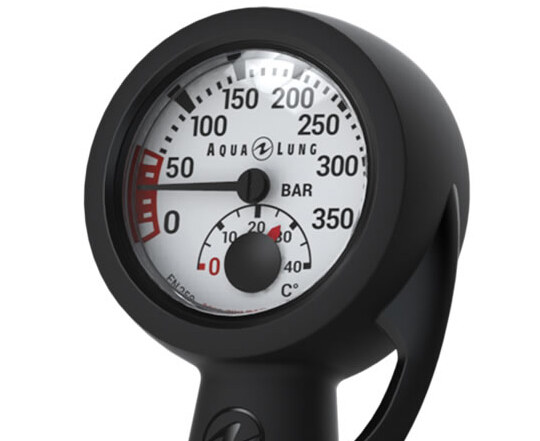 Aqua Lung Pressure Gauge