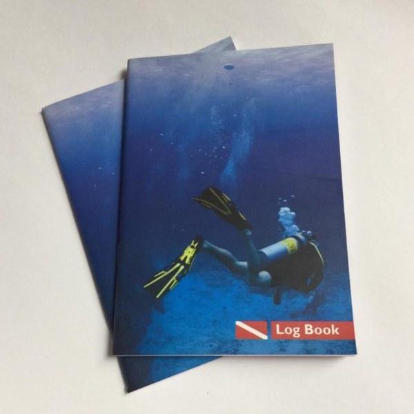 Scuba Plus Log Book