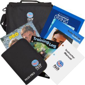 PADI Divemaster Crew Pack Training Materials